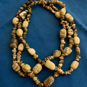 Jewelry - Yellow Jasper Necklace